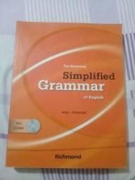 Livro simplified grammar of english.