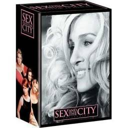 Box dvd Sex and The City