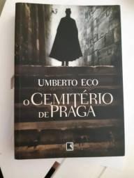 Livro O Cemitério de Praga