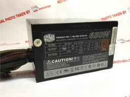 Cooler Master GX 650W 80+ Bronze - W