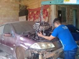 A&e Falcão motores mecânica automóvel