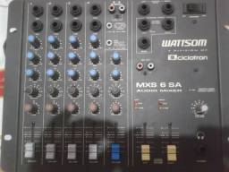 Mesa waltisom mxs 6sa estéreo