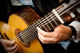 Aulas a domicílio Violão, Guitarra, Contra-Baixo / Método de ensino Rápido e Prático