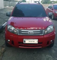 EcoSport Vendo Financio até 48x com entrada de 5000 troco em Corolla - 2012