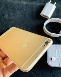 IPhone 6s Plus Gold impecável