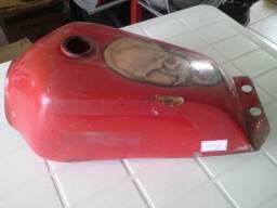 Tanque de combustível moto yamaha DT
