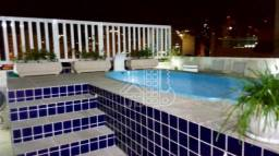 Cobertura com 5 dormitórios à venda, 260 m² por R$ 1.200.000,00 - Icaraí - Niterói/RJ