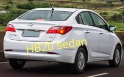 Sucata HB20 sedan / retirada de peças sucata