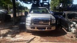 Ford-F250 2001 Diesel para Retirada de Peças - 2001
