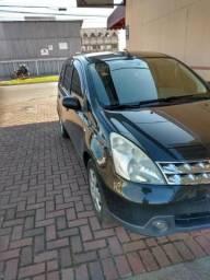 Nissan Livina S 1.6 Flex - 2010 - 2010
