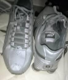 d35ced9152 Tênis Nike Shox Junior