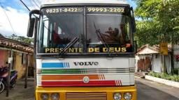 Frete ônibus