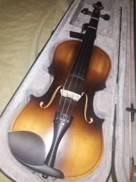 Violino completo em Barreiras