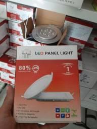 Luminárias led Manel Light preço excelente R$29,90