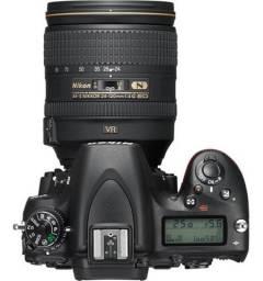 Vendo Nikon d750 + Nikkor 24-120 mm e acessórios