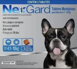 Antipulgas E Carrapatos Merial Nexgard Cães 4 A 10 Kg