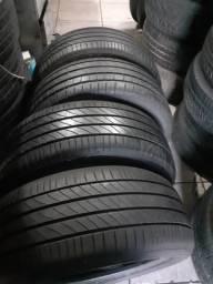 Jg pneus 205 50 17 semi novo michelam