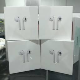 Loja física. Air pods 2 apple wireless e charge case 1 ano garantia cashback 10% com AME