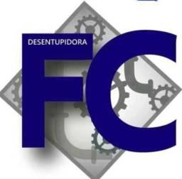 Desentupidora FC - Esgoto em geral (Aceitamos cartão)