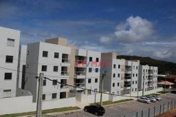 Apartamento com 2 dormitórios para alugar, 58 m² por R$ 1.000/mês - Jardim Savóia - Ilhéus