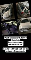 Parati crossover 1.0 2003