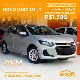 Novo onix lt 1.0 2020 0km