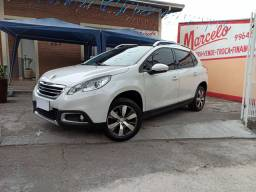 Peugeot 2008 Griffe 1.6 Flex Completo Aut. Teto Panorâmico Abx da Tabela (Financia 100%)