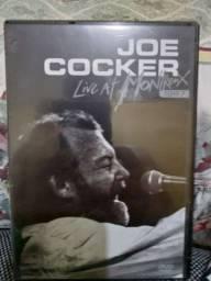 Dvd Joe cocker live at Montreux original lacrado