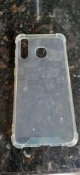 Capa de silicone para Samsung A20 e A30