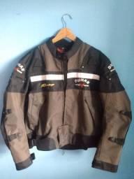 Jaqueta e calça para motociclista DUHAN