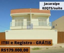 MR- Compre sua Casa perto da Praia em Jacaraípe, 2Q com Suíte Duplex