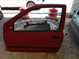 Porta dianteira esquerda Fiat Palio G1, G2, 02 portas