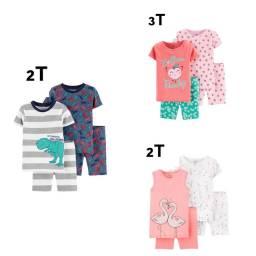 Pijama Infantil Carter?s 4 Peças