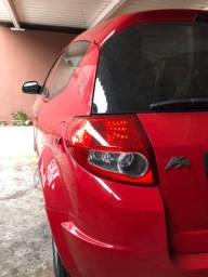 3.000,00 entrada Ford Ka 1.0 basico 2011