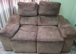 Vendo jogo de sofá retrátil, vendo ou troco