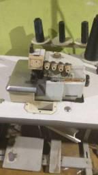Máquina de costura 5 fios