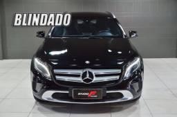 Mercedes - Benz Gla 200 Advanced - 2015 - Blindada Nível III-A - Único Dono -