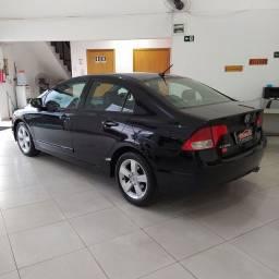 New Civic Sed 1 8 Flex Automático 2007 Raridade única!
