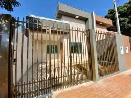 Casa Nova pronta para morar, de laje com 2 quartos no Jardim Ipê