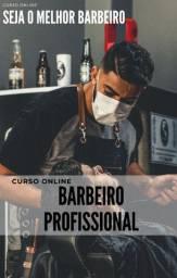 Curso barbeiro profissional online com certificado