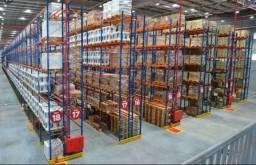 Porta Paletes e Estantes ( verticalização estoque ) Preços imperdíveis