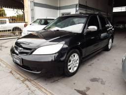 Civic LX automático (muito novo)