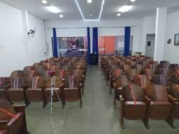 Cadeiras para Igrejas/auditório