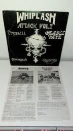 LP Vinil Whiplash Attack Vol.1