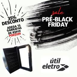 Pré Black Friday - Adega 15 Garrafas Nova