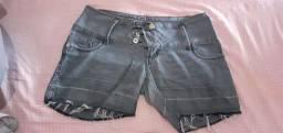 Shorts jeans 10 cada
