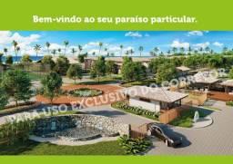 Imbassaí-Bangalôs 2 suítes, 158 m², Cond. fechado frente ao Rio e o Mar
