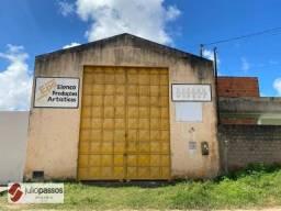 Galpão à venda, 200 m² por R$ 300.000 - Ltm Rosa Maria - São Cristóvão/SE