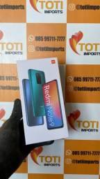 Leia o anúncio!! - Xiaomi Redmi Note 9 - 128Gb - Cinza/Verde/Branco - Lacrado