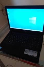 Notebook cce dual core com ssd